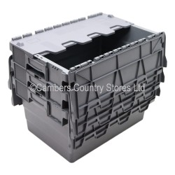 Attached Lid Storage Box 60cm