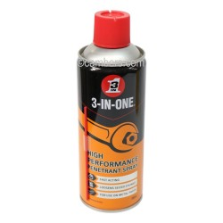 3 In One High Performance Penetrant Spray 400ml