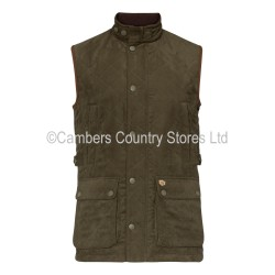 Alan Paine Felwell Mens Quilted Waistcoat