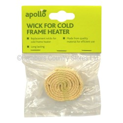 Apollo Replacement Wick For Cold Frame Heater
