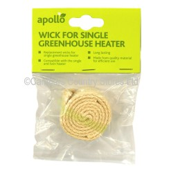 Apollo Replacement Wick For Single Greenhouse Heater