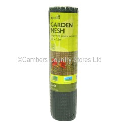Apollo Garden Mesh 5m x 0.5m 15mm Square Holes