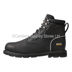 "Ariat Mens Groundbreaker 6"" Safety Work Boots"