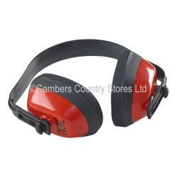 B Brand Ear Defenders Red