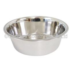 Fed N Watered Stainless Steel Bowl