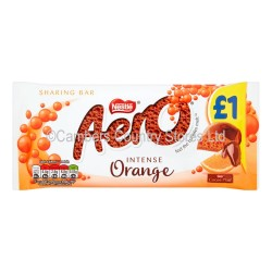 Aero Chocolate Bar Orange 100g