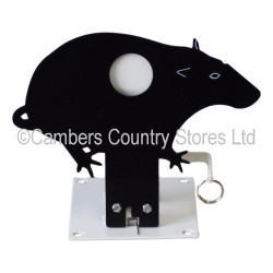 Air Arms Fall Flat Target Rat