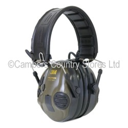 3M SportTac Electronic Hearing Protection