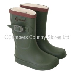 Aigle Perdrix Junior Wellington Boots