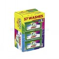 Ariel 3 in 1 Pods Colour 57 Wash Pack