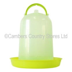 Eco Plastic Chicken Drinker 5 Litre