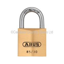 Abus Padlock 160/40 Chrome 40mm Combination