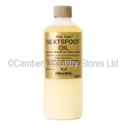 Gold Label Neatsfoot Oil 500ml