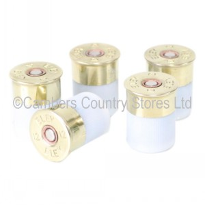 Shotgun Saluting Blanks 12 Gauge 25 Pack   Cambers Country Store